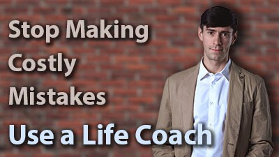 Stop Making Costly Mistakes, Use a Life Coach - Life Coach Toronto Roman Mironov - Self-Help Video