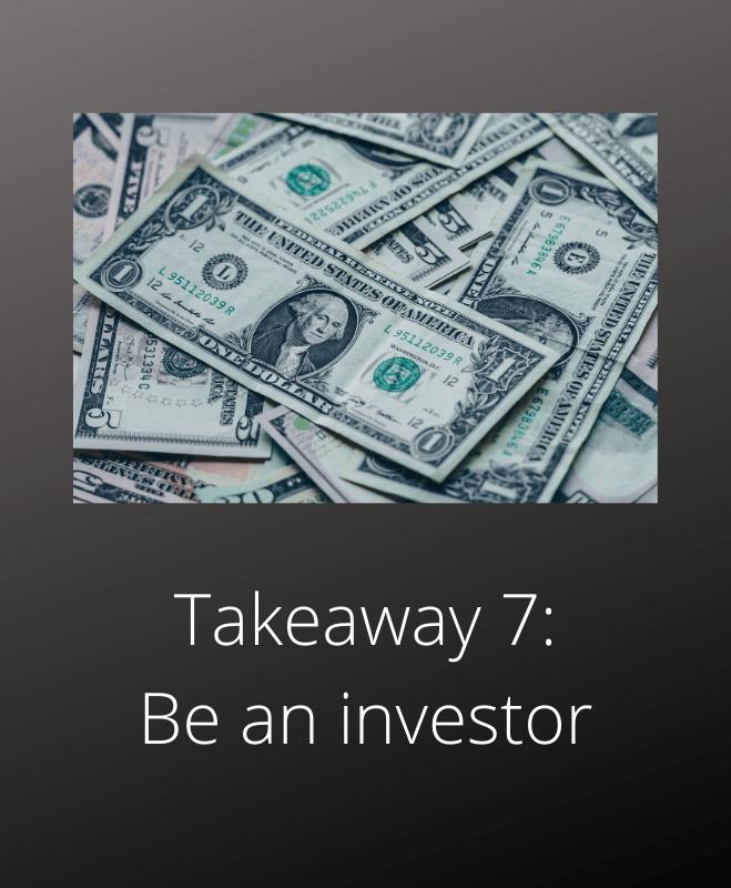 Total Recall Arnold Schwarzenegger takeaway 7 investor
