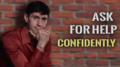 Ask for Help Confidently - Life Coach Toronto Roman Mironov - Self-help video