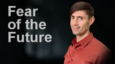 Fear of the Future - Life Coach Toronto Roman Mironov - Self-help video