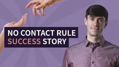 No Contact Rule Success Story - Life Coach Toronto Roman Mironov - Self-help video