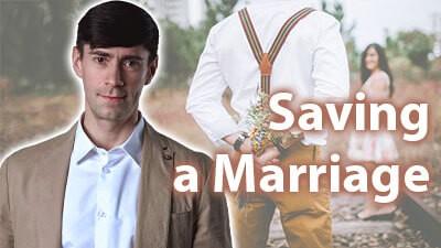 Saving a Marriage - Life Coach Toronto Roman Mironov - Self-help video