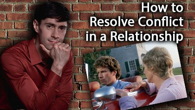 How to Resolve Conflict in a Relationship - Life Coach Toronto Roman Mironov - Self-help video