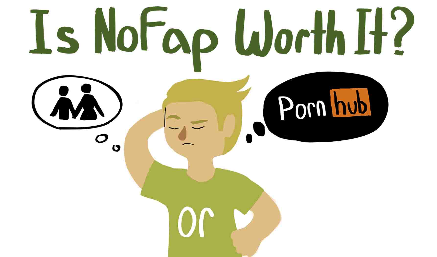 is no fap worth it masturbation guilt depression