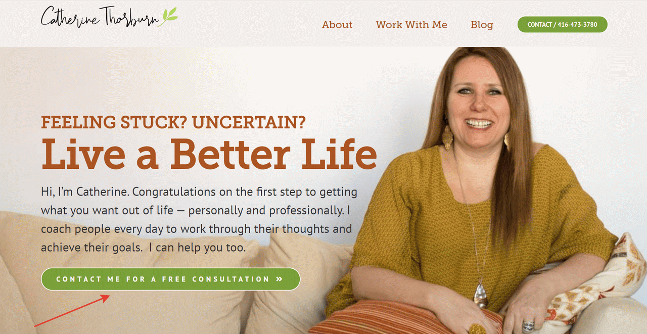 life coach canada free introductory session