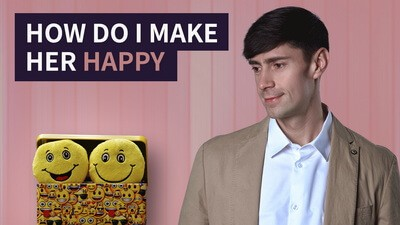 How Do I Make Her Happy - Relationship Coach Toronto Roman Mironov - Relationship Advice Video