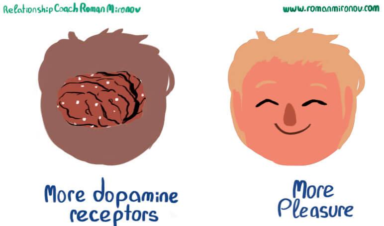 dopamine-receptors-pleasure